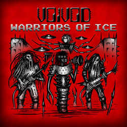Voivod - Warriors of Ice - CD