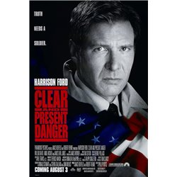 clear and president danger - Blu-ray