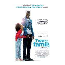two is a family - Blu-ray