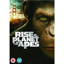 rise of the planet of the apes - Blu-ray