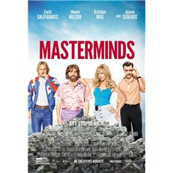 Master minds - Blu-ray