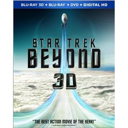 star trek beyond 3 disc - Blu-ray