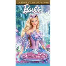 barbie swan lake - DVD