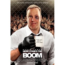 here comes the boom - DVD