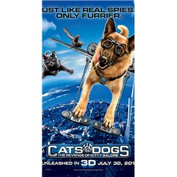 cats and dogs la revanche - DVD
