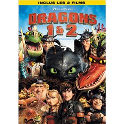 dragons 1and 2 - DVD