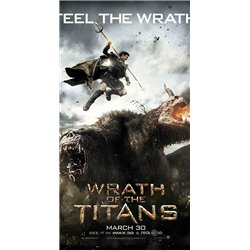 wrath of the titans - DVD