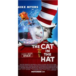 the cat and the hat - DVD