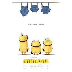 les mignions - DVD