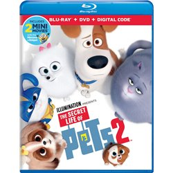 The secret life of pets 2 - DVD/Blu-ray