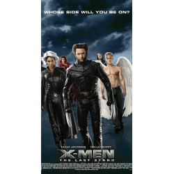 x-men last stand - DVD/blu-ray
