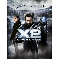 x-men 2united - DVD/blu-ray