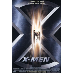 x-men - DVD/blu-ray