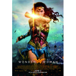 wonder woman - DVD/Blu-ray
