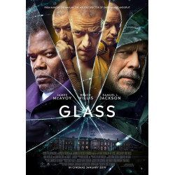 Glass - DVD/Blu-ray