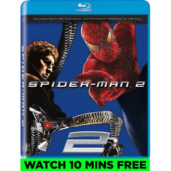 Spider-man2 - DVD/Blu-ray