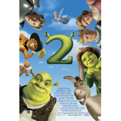 Shrek2 - DVD/Blu-ray
