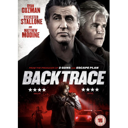Backtrace - DVD/Blu-ray