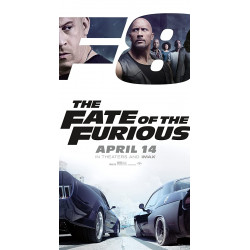 the fate of the furious F8...