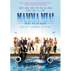 Mamma mia here we go again...