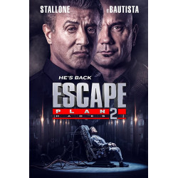 Escape plan 2 - DVD/Blu-ray