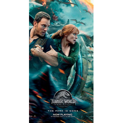 Jurassic World - DVD/Blu-ray