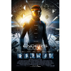 ender's game - DVD/blu-ray