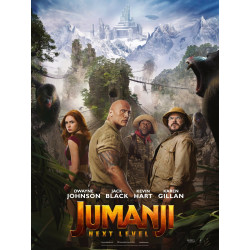 Jumanji the next level -...