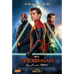 Spider-man far from home - DVD