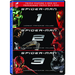 spider-man 1 to 3 - DVD
