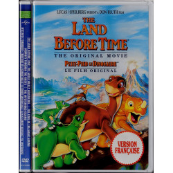 the land before time - DVD
