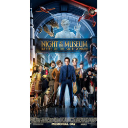 night at the museum 2 - DVD