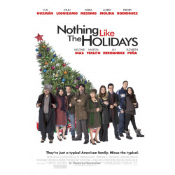 nothing like holiday's - DVD