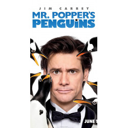 mr. popper's penguins - DVD