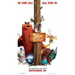 open season - DVD