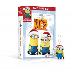 despicable me 2 + DVD gift...
