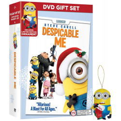 despicable me  + DVD gift...