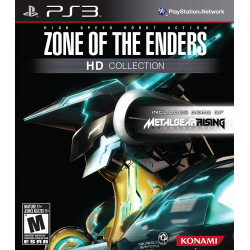zone of the enders - PS3