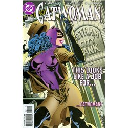 Catwoman 61