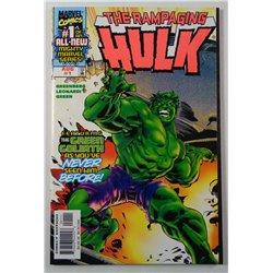 The Rampaging Hulk