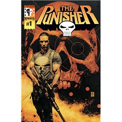 The Punisher Marvel Knights