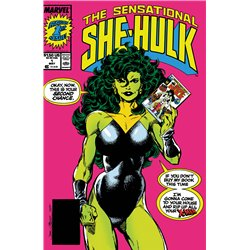 The Sensational She-Hulk