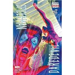 Spider-Man Daredevil