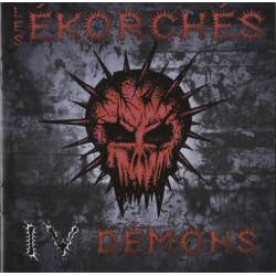 Les Ékorchés - IV Démons - CD