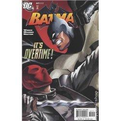 Batman No. 641 Year 2005