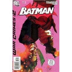 Batman No. 643 Year 2006