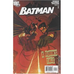 Batman No. 645 Year 2006