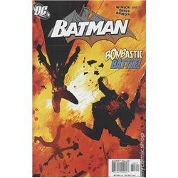 Batman No. 646 Year 2006