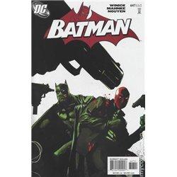 Batman No. 647 Year 2006