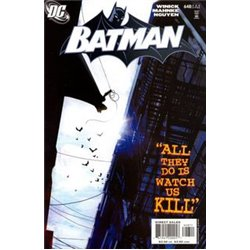 Batman No. 648 Year 2006